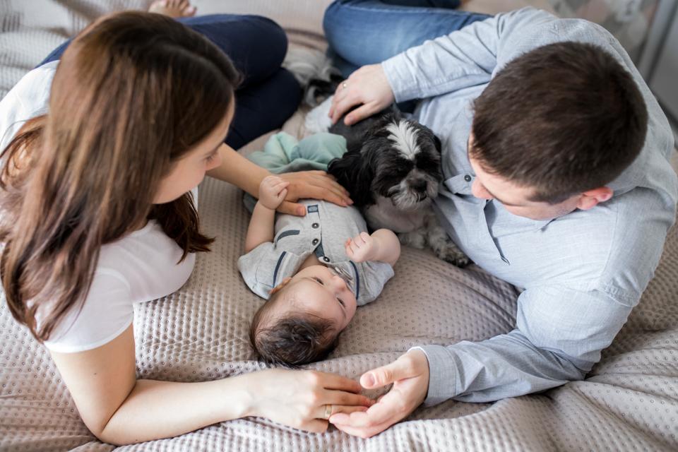 sesja rodzinna lifestyle zielona gora